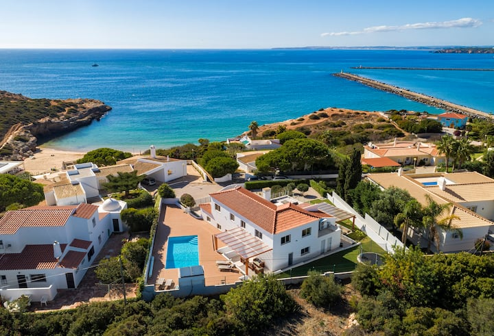 Casa Pintadinho met zeezicht