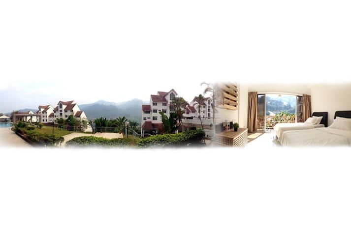 Selesa Hillhomes 小小民宿 - Bentong - Apartment