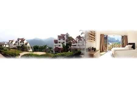 Selesa Hillhomes 小小民宿 - Bentong - Lägenhet