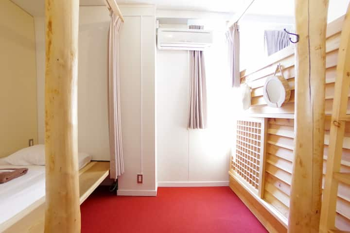 Hostel 1889 Mt Fuji 3mins 3ppl  private room 101