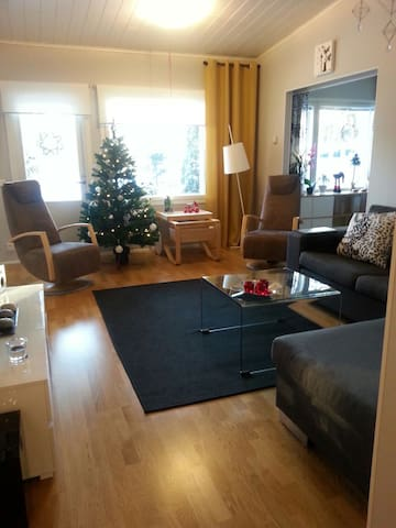 Nice, peaceful house available for Lahti Ski Games