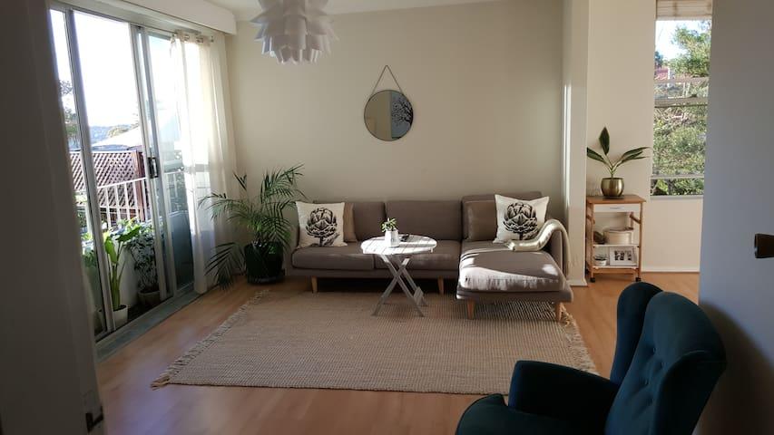 Stunning 2 bedroom apartment in Mosman - Mosman - Flat