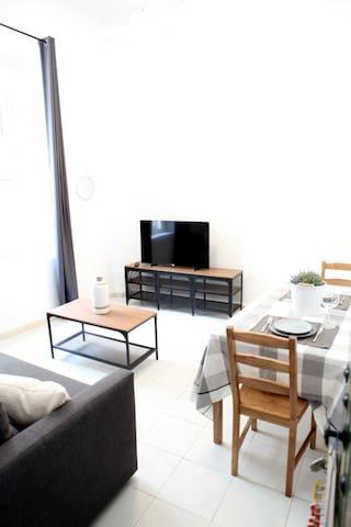 1.M. Apartamento perfecto para vivir en SEVILLA.