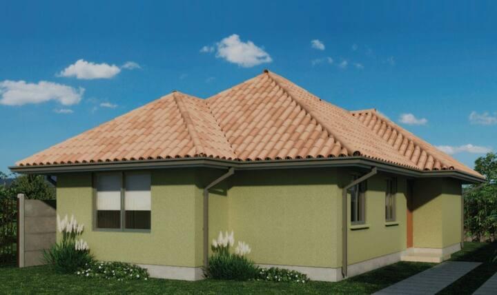 Cómoda Casa Completa Amoblada en Curicó