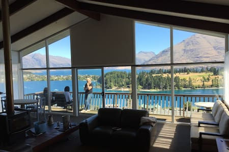 That View! 3 brm Sunny & Spacious - Queenstown - Wohnung