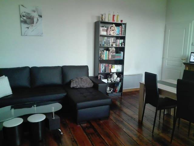 Bel appartement proche centre ville - Cognac - Apartamento