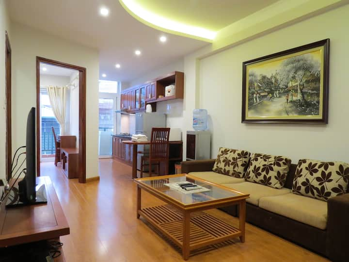 1LDK Palmo2 Serviced Apartment with balcony (D303)
