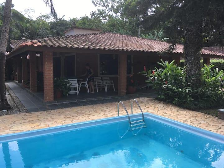 Casa no Condomínio Itamambuca - Ubatuba