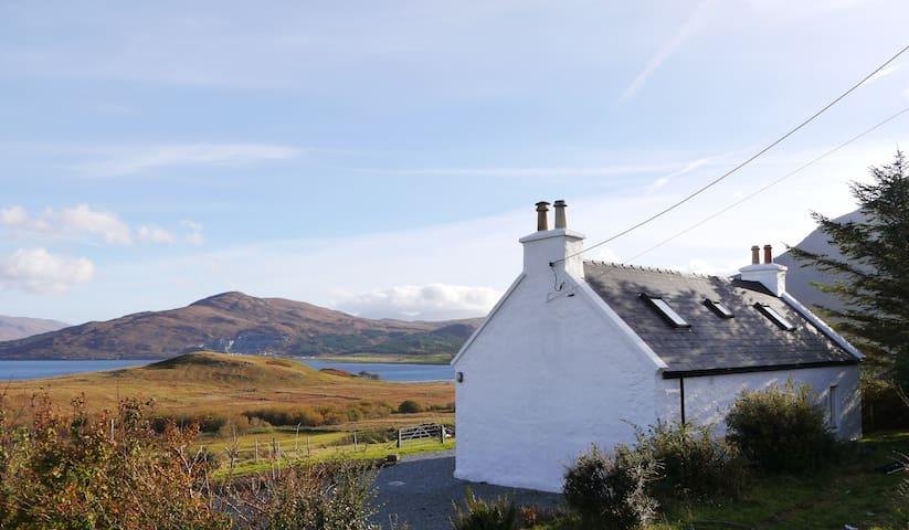 Cnoc Uaine, Isle of Skye cottage