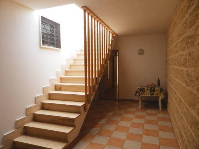 Villa belvedere appartamento 4 a 50 metri dal mare