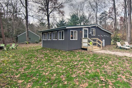 Creekside 'Stoney Cabin' - 15 Min to Harrisburg