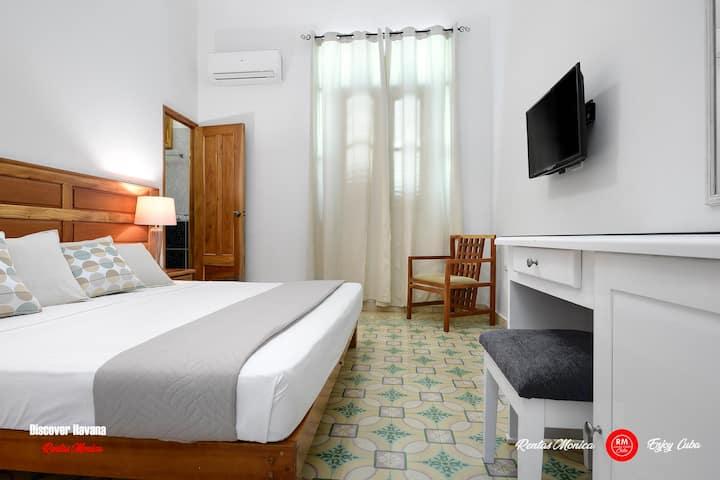 Apartment Vedado Charles, Private 2 BR & WIFI