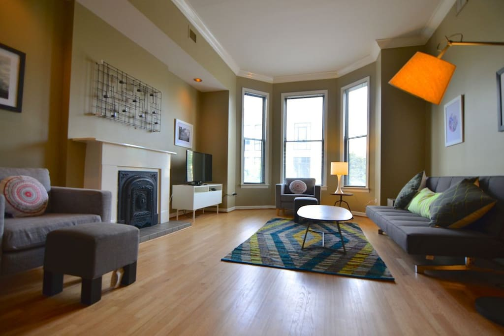 depaul 4 bedroom perfect for large groups apartments