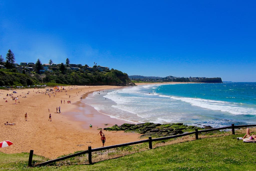 Stylish New Beach 2 Bedroom Apart Warriewood Beach Apartments For Rent In Mona Vale New South