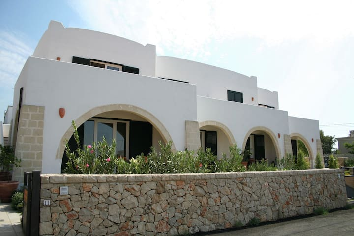 Modern Holiday Home in Nardo near Sea