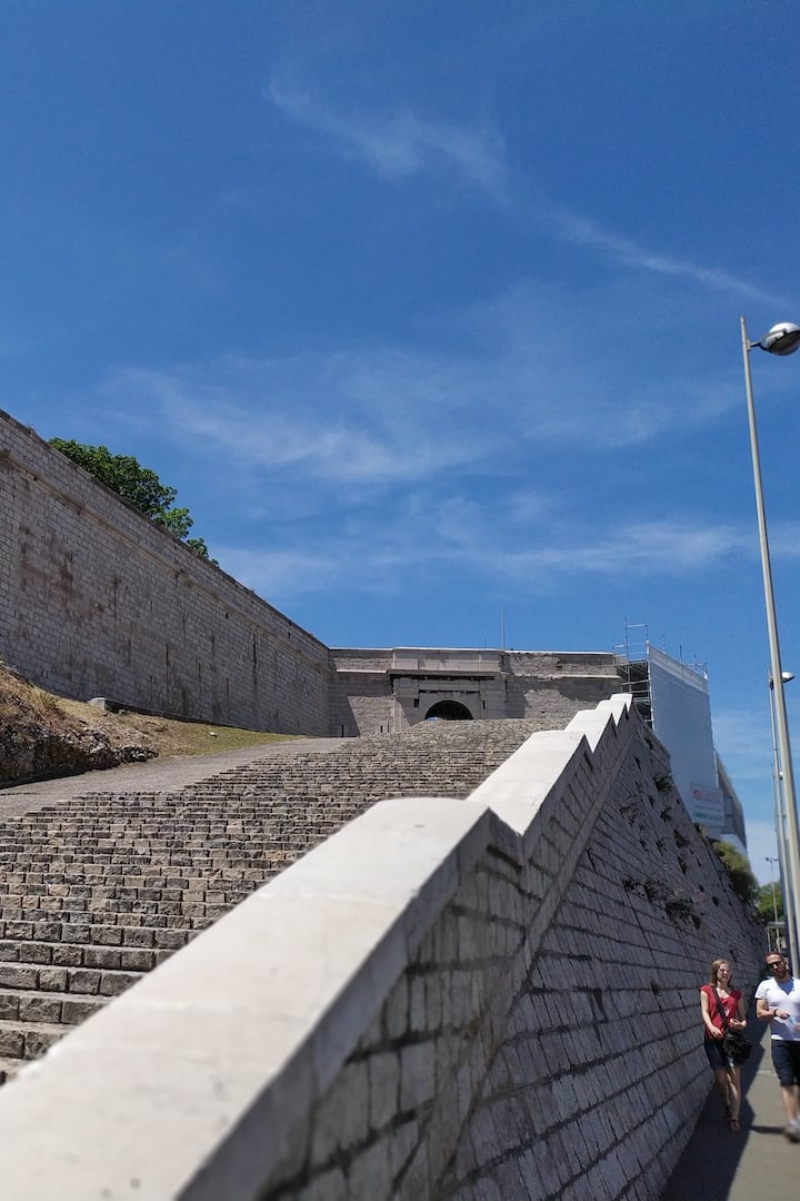 Fort Saint-Nicolas, Marseille