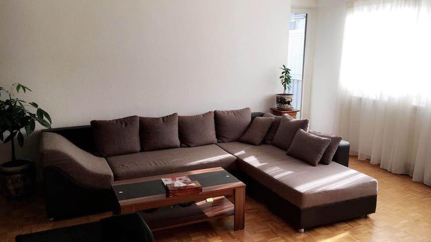 Magnifique appartement au coeur de Genève - Genebra - Apartamento