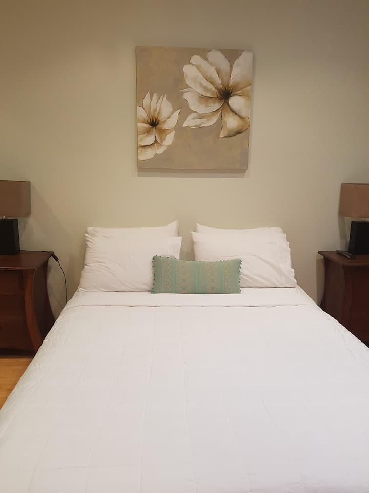 The Room @ Tantarra. Bali beautiful & pet-friendly