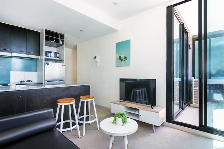 ♥Central and Modern Apartment in Melbourne CBD♥