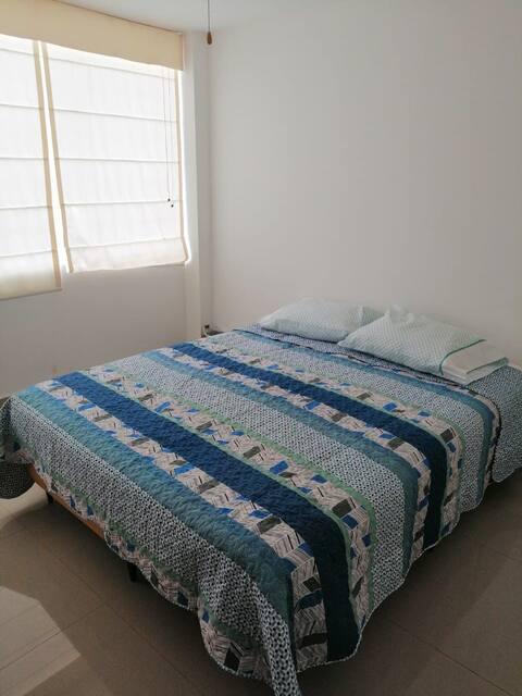 Habitaciones acogedoras en Punta Negra