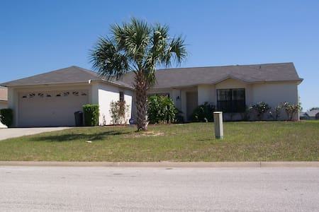 Indian Ridge, 5 Minutes from Disney - Kissimmee