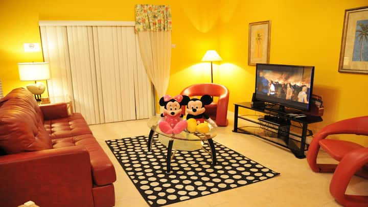 Affordable Townhouse at Family Friendly Resort