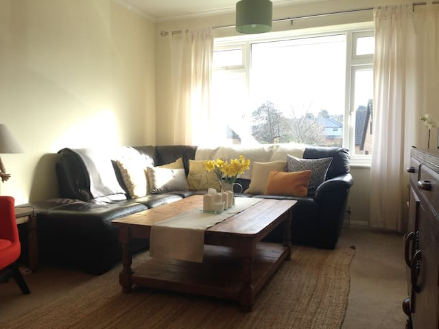 Light and Spacious Apartment in Whitstable - Whitstable - Apartemen