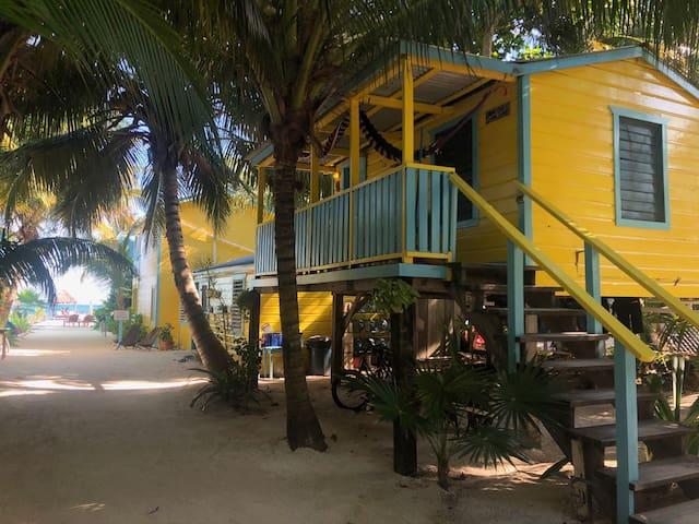 Ocean View Caribbean Cabana #5 @ Colinda Cabanas