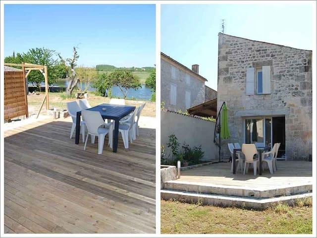 Maison Bords de Charentes - Port-d'Envaux - Outro