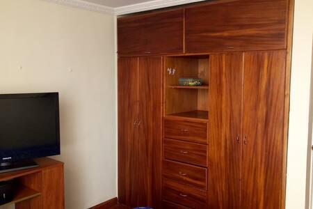 Amplio y bonito apartamento
