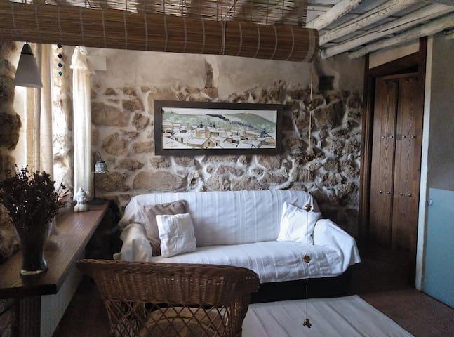 Preciosa casita en Candelario