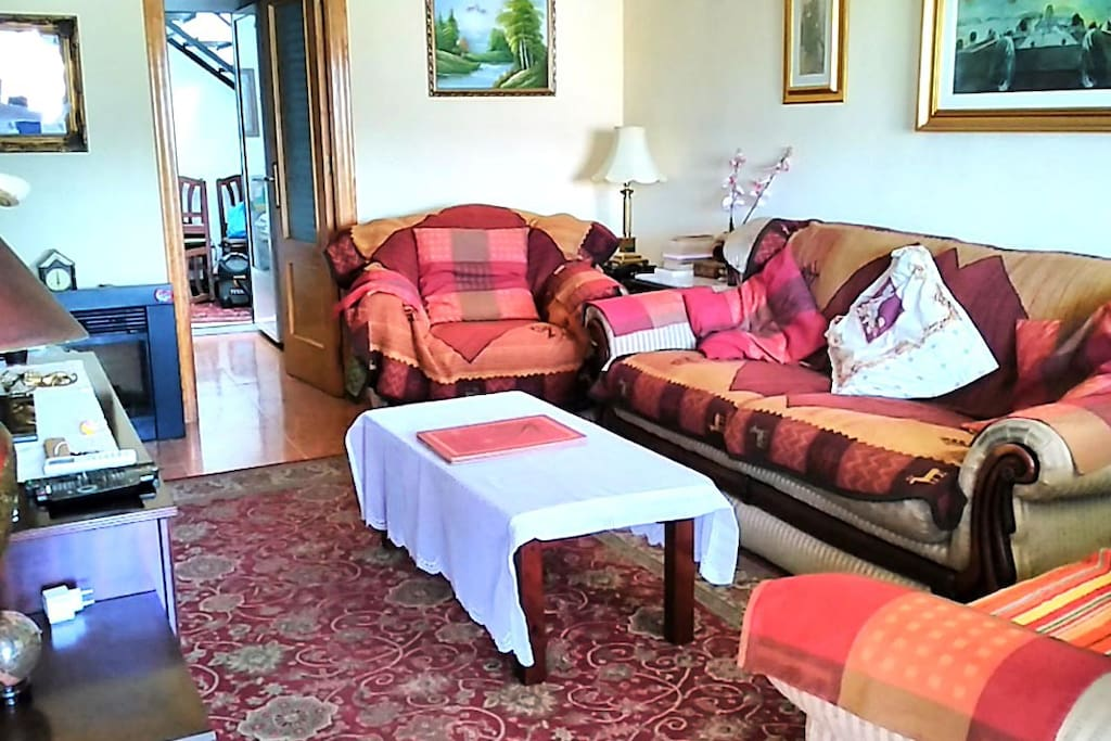 Living Room In Main House pic 01