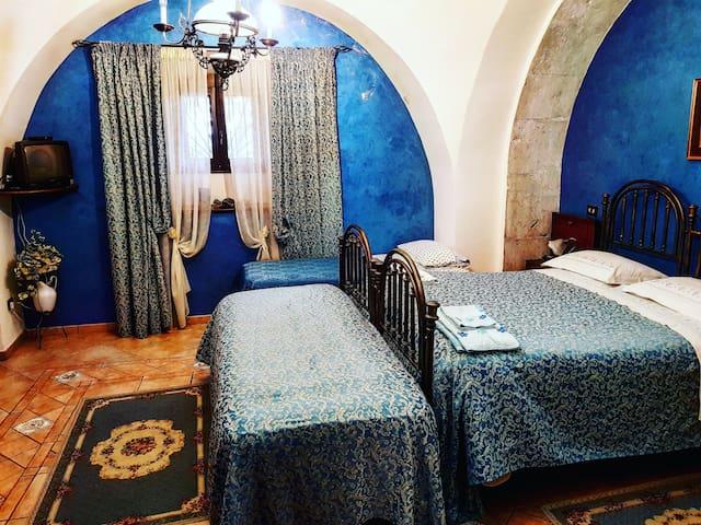 Cobalt Room