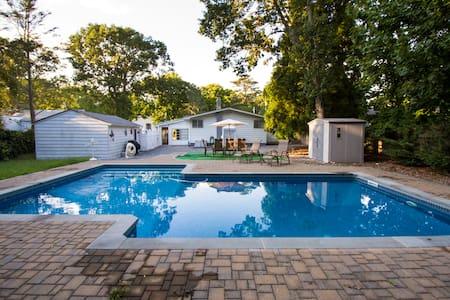 Hamptons Getaway - Hampton Bays - Maison