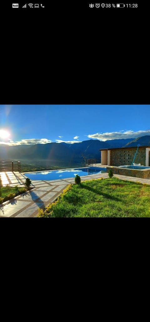 Quinta vacacional Dulce Paraiso, Yunguilla-Santa Isabel, Ecuador