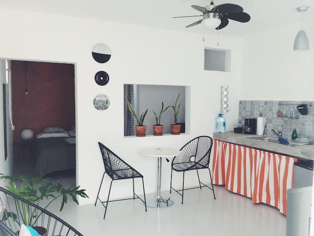 Apartment Maggie at Casa Nerubia - Tulum - Lägenhet