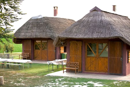 The Bassara Cabins: The Romagnola & The Ferrarese - Argenta - Хижина