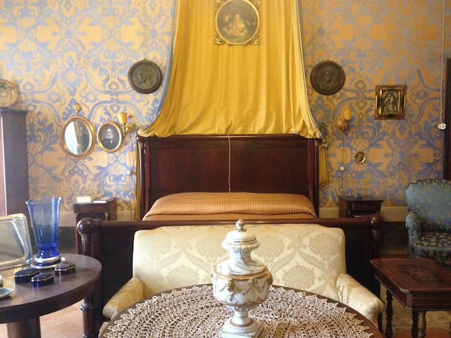 Villa padronale del '700 - Milzano - Bed & Breakfast