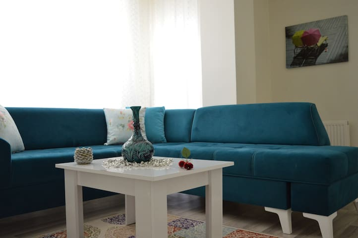 Eskişehir'de ki eviniz - Tepebaşı/Eskişehir - Apartment