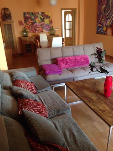 Precioso piso en zona monumental - Úbeda - Huis