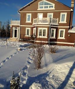 Дом в 8 км от аэропорта Домодедово - Ev