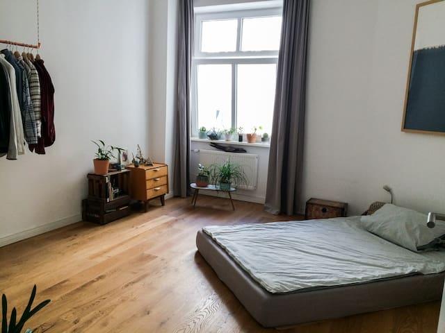 Cozy room at Schillerkiez (Neukölln)