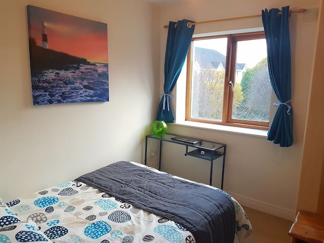 Cozy double room near Dublin Airport - Dublín - Casa