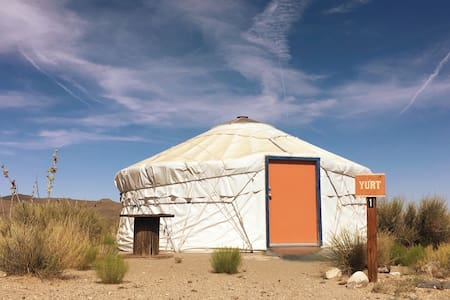 YURT1-Desert Retreat @Hueco Tanks/MtnViews/Stargze