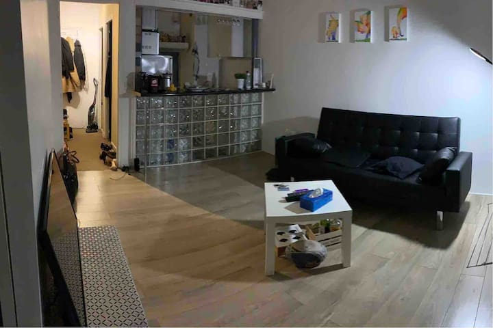 Bright & comfy apartment - 5min from Eiffel Tower
