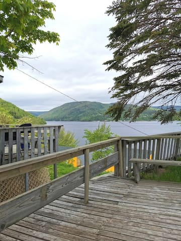 Knotty Pine Cottages - Two Bedroom Chalet  #7