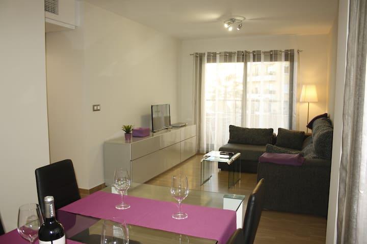 Apartamento Relax Moraira - Teulada - Byt