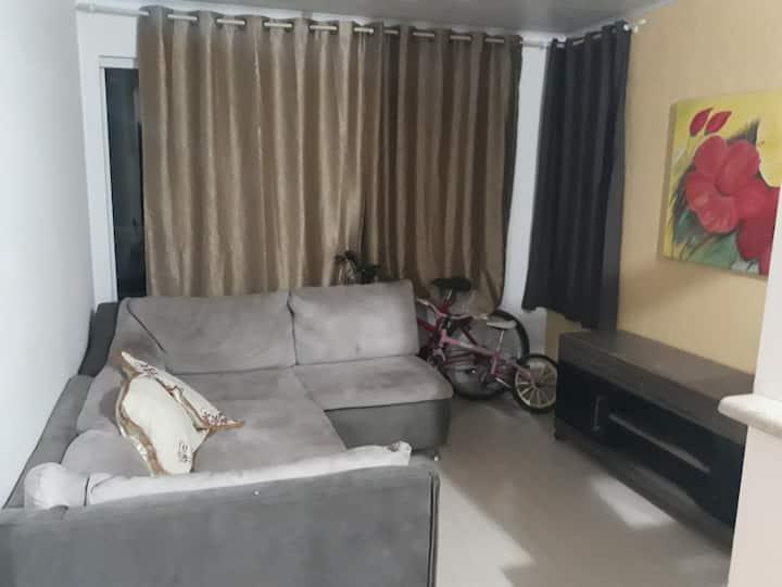 Apartamento Gaio!! Completo no centro Cidade!!