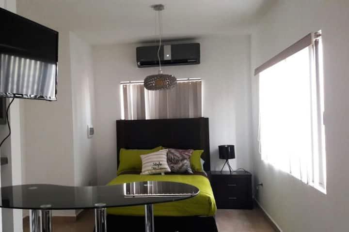 Loft Completo con Cocina y Baño independiente