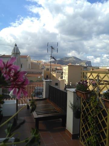 Casa Vacanze Le Terrazze di San Domenico - Palermo - Apartment